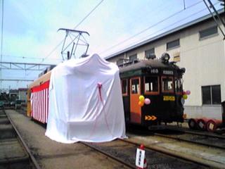 大阪・阪堺電軌、路面電車まつり