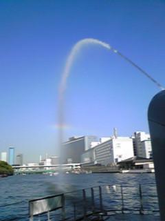 大阪・中之島にて