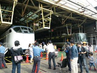 JR西日本・吹田工場一般公開