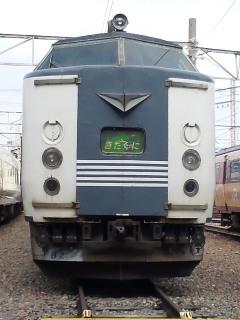 JR西日本・吹田工場一般公開、車両撮影会3