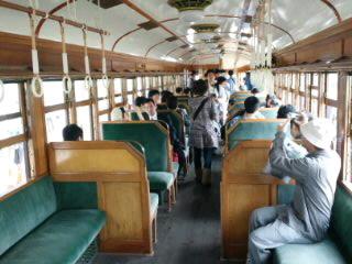 JR西日本・吹田工場一般公開、保存車両2