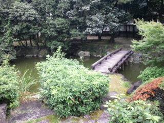 鴻池新田会所・内部