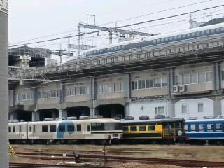 宮原操車場
