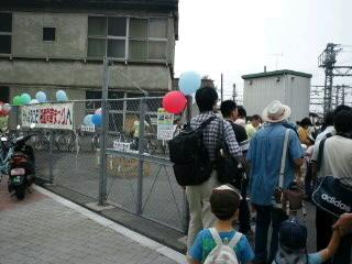 阪堺電軌路面電車まつり2011