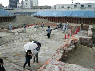 旧大阪府庁舎跡2
