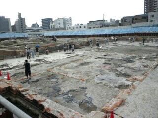 旧大阪府庁舎跡4