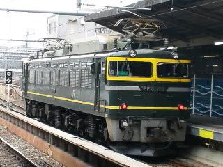 大阪駅×寝台特急日本海+大和路快速