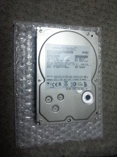 ハードディスクのデータ復旧