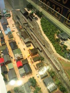 大阪弁天町、交通博物館いてきました